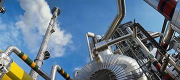 Tubos de caldeira para fábricas químicas
