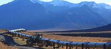 Gasoduto para transporte de gás